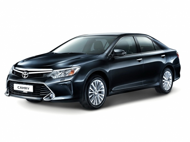 Toyota Camry - АКПП