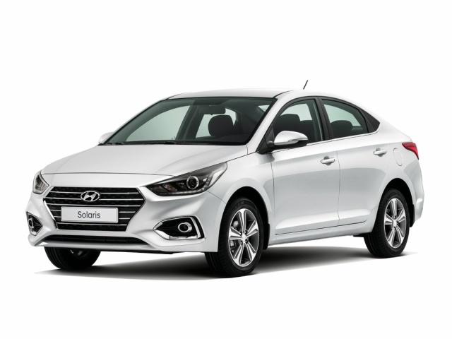 Hyundai Solaris - АКПП