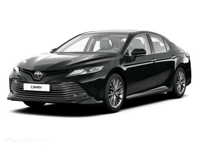 Toyota Camry 2018 - АКПП