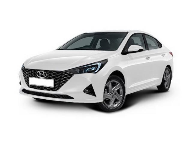 Hyundai Solaris 2021 - АКПП