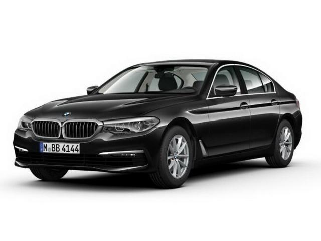 BMW 520d - АКПП
